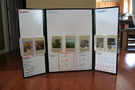 Cool Board For Appealing Tri Fold Cardboard Presentation Boards And Elmeru0027s