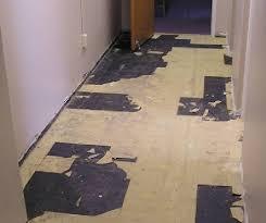 Removing Asbestos Floor Tiles Illinois by Asbestos Klingner