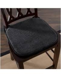 Lavish Home Memory Foam Chair Cushion For Dining Room Kitchen Outdoor Patio Desk