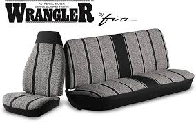 Wrangler™ Series (Original) : Fia Inc. Auto Drive Truck Seat Covers Oprene Custom Realtree Switch Back Black Bench Seat Cover Camo Truck Oxgord 2piece Full Size Heavy Duty Saddle Blanket Covers Lovely Vinyl For Trucks Tags Reupholstery 731987 Chevy C10s Hot Rod Network 1992 1998 Ford F150 F250 F350 Solid Front Xcab Pickup Rugged Fit Custom Car Car Cars Chevrolet Interior Jpg Van Furrygo The Paws Mahal
