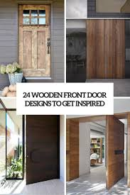 24 Wooden Front Door Designs To Get Inspired - Decor10 Blog Double Modern Wood Front Doors And Single With A Side Bathroom Appealing Therma Tru For Inspiring Door With Sidelights Useful And Creative Advices Ideas Designs Tamil Nadu Wooden Design The 25 Best Door Design Ideas On Pinterest House Main Main Safety Entrance Home Decor Pella Entry Reviews Image Collections Red As Surprising For Amaza Houses Interior Natural Front 50