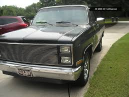 100 1986 Chevy Trucks For Sale Chevrolet C10 Silverado Standard Cab Pickup 2 Door 5 0l