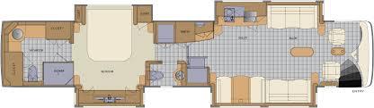 45 Ft Bathroom by Floorplan Choices Newell Coach