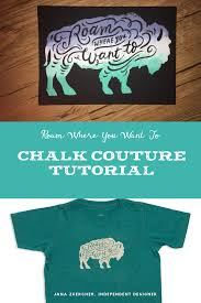 TALK CHALK{Y} To ME - DIY Craftin' Crazy ~ Chalk Couture Fanatic ...