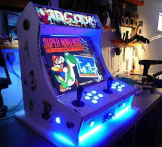 Mini Arcade Cabinet Kit Uk by 208 Best Arcade Cabinets And Controls Images On Pinterest Arcade