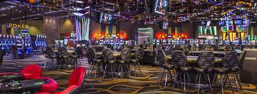 Full View Of Table Games And Poker Room