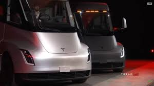 Video: Elon Musk Unveils The New Tesla Semi Truck - The Network Effect Tesla Might Unveil Electric Pickup Truck Next Year Elon Musk Semitruck Transport Topics Semi With Trailer 2019 Ats 131x American Would This Make Any Sense Motor1com Photos In The Wild Youtube Tweets About Forthcoming Rivian Wants To Do For Pickups What Did Cars Wired Unveiled 500 Mile Range Bugbeating Aero Unveil All New Electric Semitruck On November 16 Spied Heres Everything We Know The Top Speed Makes Big Promises It Probably Cant Keep