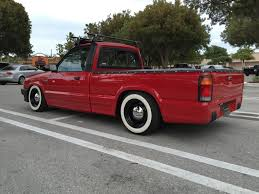 1990 Mazda B2600i Pick Up Truck Custom For Sale