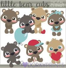 Mama Bear Printable Card Dorky Doodles