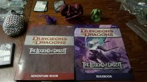 Photo Credit Donovan Colbert Game Play The Legend Of Drizzt