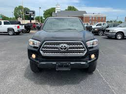 100 Toyota Tacoma Used Trucks 2017 TRD Off Road Double Cab 5 Bed V6 4x4 Automatic At Allen Auto Sales Serving Paducah KY IID 18900509