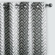 Grey And White Chevron Curtains Uk by Chevron Curtains Canada Integralbook Com