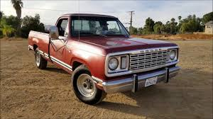 1978 Dodge D200 Adventurer Camper Up On Ebay - YouTube Dodge Dseries Questions What Motor Is In My 1978 Dodge Pickup And 2017 Hot Wheels 78 Dodge Lil Red Exp End 2272018 515 Pm Lil Red Express Exclusive Photos Rod Network 1976 Trucks Pinterest D150 406 Stroker 70s Truck Warlock Pickup Truck Pkg Deal Wiring Library 10 Faest Trucks To Grace The Worlds Roads Junkyard Find Ramcharger The Truth About Cars Cummins Mopar Forums