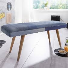 benches sitzbank skube polsterbank flurbank dielenbank flur diele bank velours grau home furniture diy itkart org