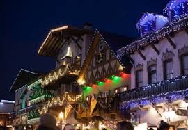 Lighting up Leavenworth