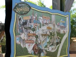 Jungala Map