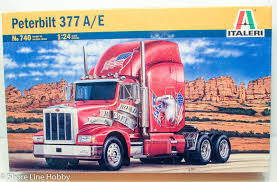 Italeri Peterbilt 377 A/E 740 1/24 Plastic Truck Model Kit Big Rig ... Revell Iveco Stralis Truck Plastic Model Kit Trade Me Kits Colpars Hobbytown Usa Ford Photographs The Crittden Automotive Library 132 Scale Snaptite Fire Sabes Amt 125 Freightliner Cabover 620 Mib Truck Plastic Model Kits My Website Blog 3dartpol Blog Convoy Mack Plastic 1965 Chevrolet Fleetside Pickupnew Pictures Scale Auto Magazine Buy 301950s Cartruck 11 Khd A3000 Wwii German Icm Holding Model White Freightliner 2in1 For Amazoncom Monogram 124 Gmc Pickup With Snow Plough Toys