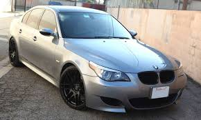 M5 Style Side Skirts for 2004 10 BMW 5 Series [E60]