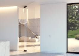 Mepla Cabinet Hinges Australia by Glass Pivot Door With Compact Glass Patch Fittings And Offset Axis