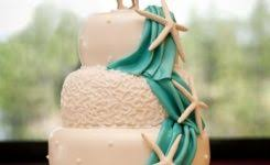 Random Attachment Rustic Wedding Cake Stand From Once Wed Motorcycle Topper Photos Starfish Themed Cakes