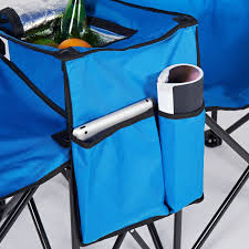 Picnic Double Folding Chair W/Umbrella Table Cooler Fold Up Beach ... Cheap Double Beach Chair With Cooler Find Folding Camp And With Removable Umbrella Oztrail Big Boy Camping Black Buy Online Futuramacoza Pnic W Table Fold Fan Back The 25 Best Chairs 2019 Choice Products Bag Bestchoiceproducts Portable Fniture Astonishing Costco For Mesmerizing Home Wumbrella Up Outdoor Set Chairumbrellatable Blue