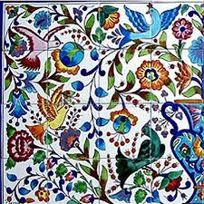 mosaic tile murals for sale of 6 x6 tiles 15cmx15cm so