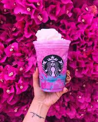 15 Pretty Instagram Pics Of The Starbucks Unicorn Frapp