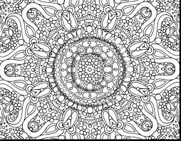 Beautiful Hard Flower Coloring Pages For Adults With And Animals