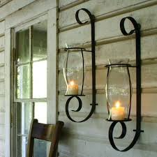 modern black candle wall sconces s room ideas learntolive info