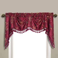 Sears Curtains And Valances by Curtains Posey White Black Japser Jcpenney Curtains Valances For