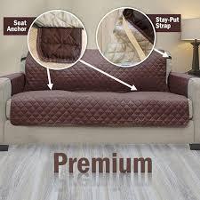 protection canapé protection de canapé réversible anti dérapant pour animaux de