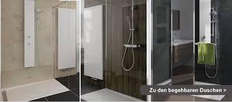 begehbare duschen design und funktionalität vereint
