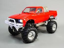 100 Rc Diesel Trucks RC 110 Scale TRUCK Toyota PICKUP Bruiser Clone 4X4 RC TRUCK 2 Speed