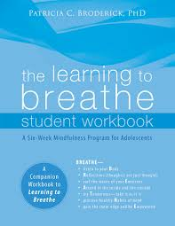 The Learning To Breathe Student Workbook A Six Week Mindfulness Program For Adolescents Patricia C Broderick PhD 9781626251090 Amazon Books