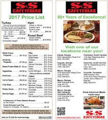 S&S Cafeterias - Home - Macon, Georgia - Menu, Prices, Restaurant ... Princes Hot Chicken Nashville Restaurant Review Zagat Savannah Getaways Lowcountry Restaurants Punch Bowl Social Austin With Meeting Space Visit Fellowship Acvities First Presbyterian Church Of The Pirates House Georgia Hubpages Menu At Cantonese Chef 5204 Waters Ave Prices Ga 2018 Savearound Coupon Book Market Walk Phillips Edison Company Houlihans Home Prices J Christophers Familiar Family Food Flair Retail For Lease In Oglethorpe Mall Ggp