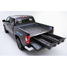 100 Nissan Titan Truck DECKED 5 Ft 7 In Bed Length Pick Up Storage System For
