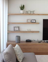 Amazing Living Room Shelves Wall For Recous