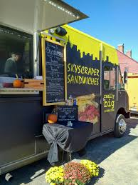 100 New York On Rye Food Truck Gallery Of Delicious Skyscraper Sandwiches A CTbased