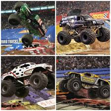 Giveaway: Monster Jam Truck Rally In SLC On 2/16 At 2pm - Utah Deal Diva
