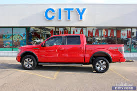 Used 2014 Ford F-150 4x4 SuperCrew 145