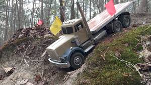 RC Semi-Truck Goes Off-Road On The Scale Trail - YouTube Rc Custom 114 Scale Tamiya Kenworth Australian Truck Arrma 110 Senton 6s Blx Brushless Sc 4wd Rtr Towerhobbiescom Scx10 Custom Cage Wraith Ideas Pinterest Trucks Trucks And Bj Baldwins Trophy Rc Garage 18 Scale Roller Bada Tech Forums 1 4 Semi Upcoming Cars 20 Unique For Sale 2018 Ogahealthcom How To Get Started In Hobby Body Pating Your Vehicles Tested Morecustomtrucks Build Pics Thread Rcu Luxury 4x4 Axial Smt10 Upgraded Monster Full Reveal Youtube
