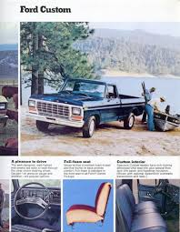 Car Brochures - 1979 Ford Truck Brochure My 1979 F150 4x4 The Ranger Station Forums This Blue White F100 Has Aged Gracefully Fordtruckscom 81979 Truck Green 1973 Ford 1978 Ford Truck Brochure Pickup For Sale Classiccarscom Cc1077730 F150 98mm 1999 Hot Wheels Newsletter Junkyard Find Truth About Cars Bangshiftcom Hold Lohnes Back Coyoteswapped S252 Denver 2016 Bronco Xlt On Ebay Is Very Mostly Original
