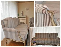 restaurer un canapé restauration canapé louis xv haguenier