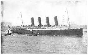 When Did Lusitania Sink by 28 Where Did The Lusitania Sink What Sunk The Lusitania If