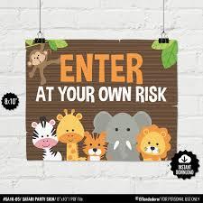 Safari Animal Rustic Burlap Mommy To Be Corsage Rustic Safari Theme Baby Shower Corsage Safari Animal Theme