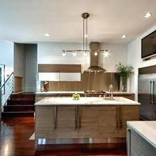 track lighting in kitchen galley kitchen track lighting ideas