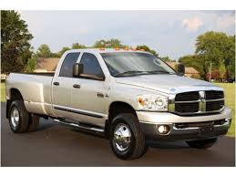 100 Trucks For Sale Ebay 2007 DODGE RAM 3500 Pickup Truck Auction Or Lease Woodbury