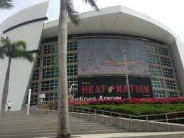 HEAT nation Picture of American Airlines Arena Miami TripAdvisor