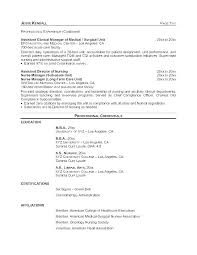 How To Write A Resume For Nursing Nurse Manager Sample Assistant Examples