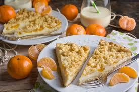 mandarinen quark kuchen für zwischendurch